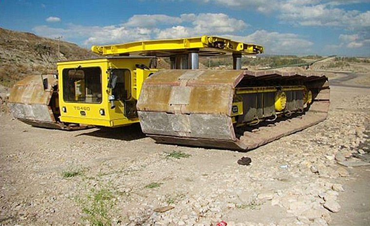 Tracked transporters -  Gallery
